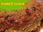 veganer Tofu - Hackbraten