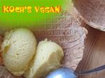 vegane Eiswaffeln