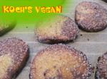 veganer marmorierter Heidesand