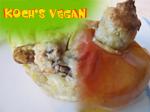 Bratapfel mit Cashewvreme / glutenfreie Apfelmuffins