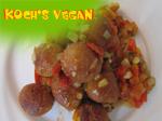 vegane Fleischbällchen - Albondigas