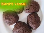 vegane Schokoladenkekse