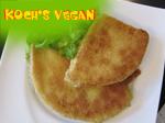 veganes Schnitzel Riesenbovist