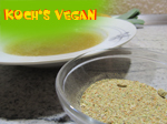 veganes Gemüsebrühenpulver