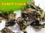 vegane Grünkohlchips