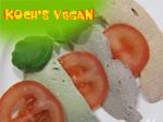 veganer Mozzarella
