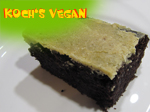veganer Schokokokoskuchen