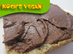 vegane Nutella