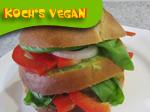 vegane Milchbrötchen
